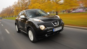 Nissan Juke 1.6 Ministry of Sound - test