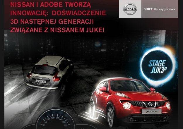 Nissan Juke 3d /