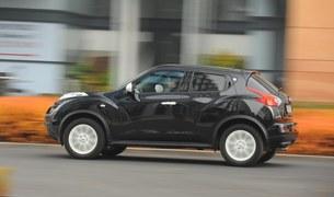 Nissan Juke Ministry od Sound
