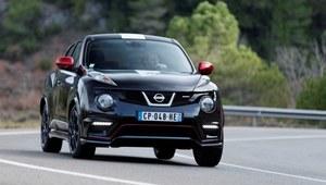 Nissan Juke Nismo - pierwsza jazda