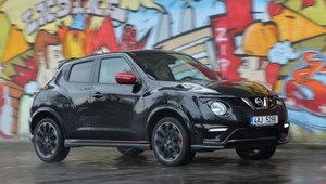 Nissan Juke Nismo RS - test