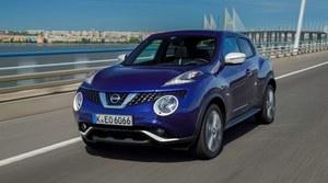 Nissan Juke po liftingu - pierwsza jazda