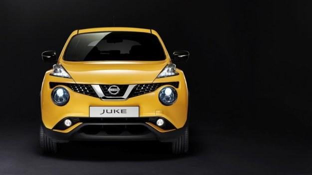 Nissan Juke po liftingu /Nissan
