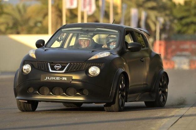 Nissan juke-R /