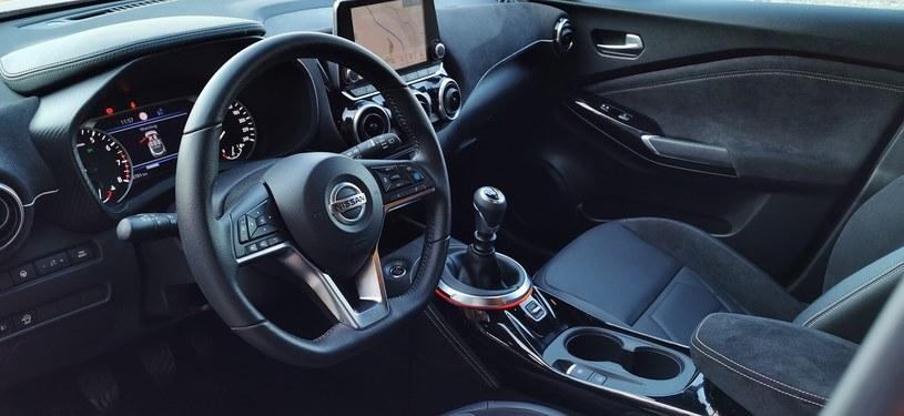 Nissan Juke /INTERIA.PL