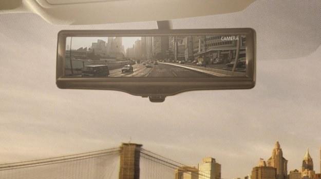Nissan: kamera zamiast lusterka /Nissan