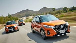 Nissan Kicks po face liftingu