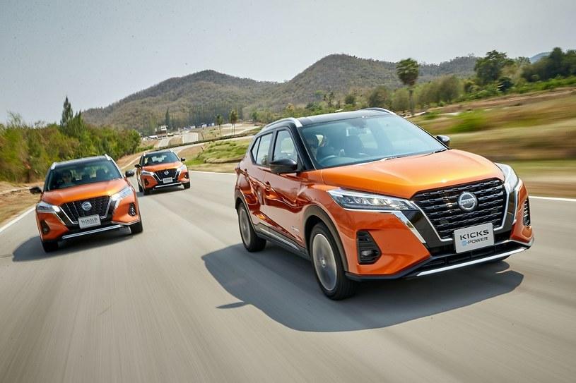 Nissan Kicks /