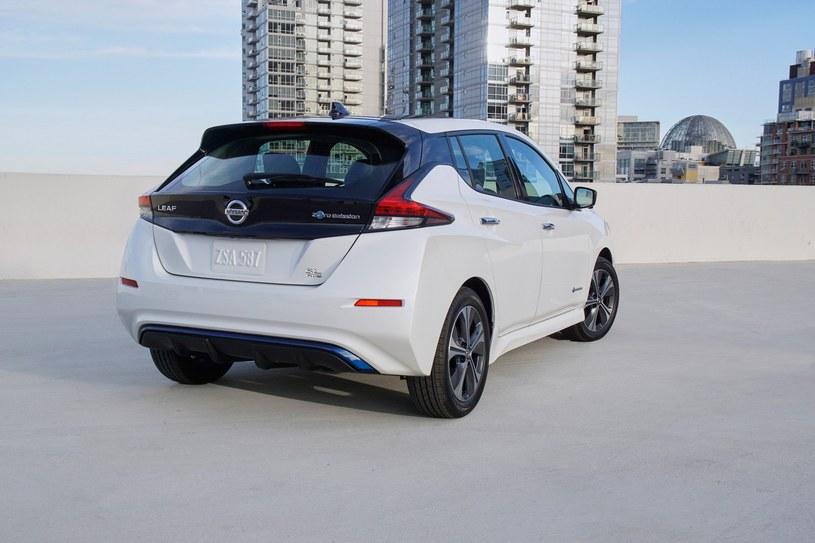 Nissan Leaf 3.ZERO e+ /
