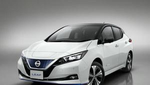 Nissan Leaf 3.ZERO oraz mocna, limitowana wersja