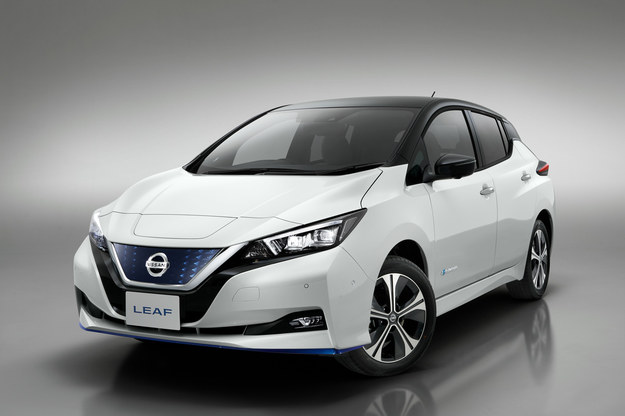 Nissan Leaf 3.ZERO /Nissan