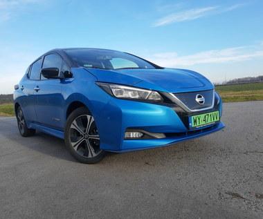 Nissan Leaf bez cenzury