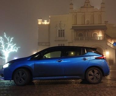 """Nissan Leaf – """"elektryk"""", którym można jeździć na co dzień?"""