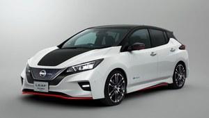 Nissan Leaf Nismo - sportowo i ekologicznie
