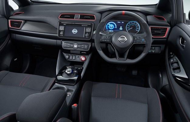Nissan Leaf Nismo /Nissan