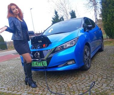 Nissan Leaf okiem kobiety