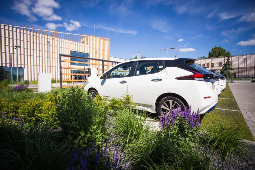 Nissan Leaf to auto kompaktowe /