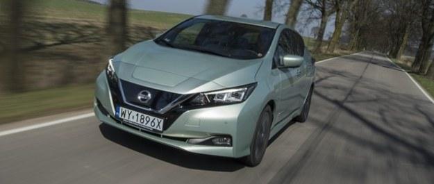 Nissan Leafa e+ w znacznie niższej cenie