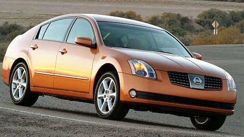 Nissan Maxima QX /Motor
