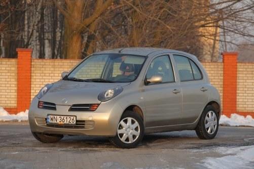 Nissan Micra (2002-2010) /Motor