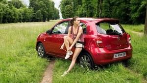 Nissan Micra Elle dla kobiety z miasta