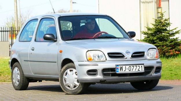 Nissan Micra K11 /Motor
