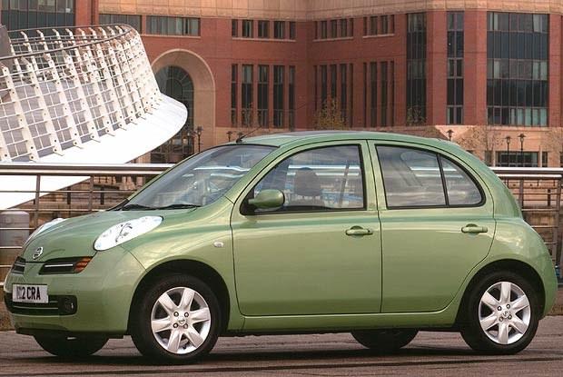 Nissan Micra (kliknij) /INTERIA.PL