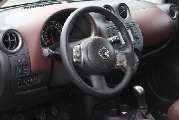 Nissan micra /INTERIA.PL