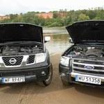 Nissan navara czy ford ranger?