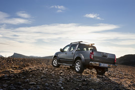 Nissan Navara po liftingu