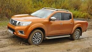 Nissan Navara teraz bardziej ekologiczny