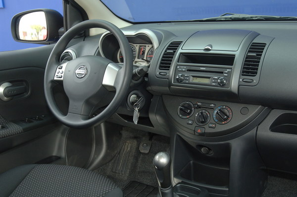 Nissan Note I (2006-2013)