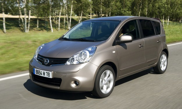 Nissan note /