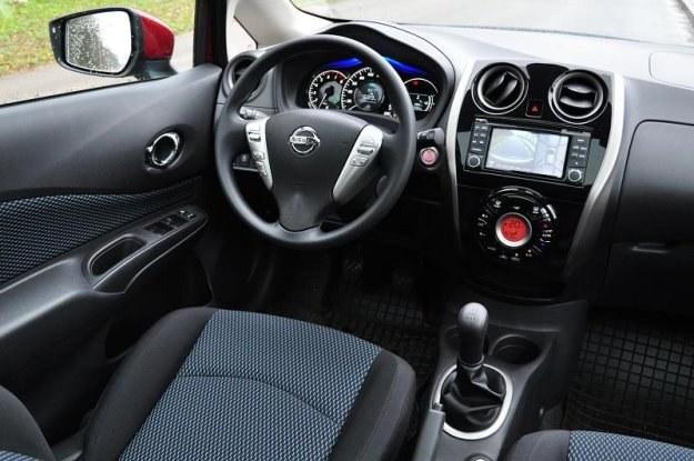 Nissan Note /INTERIA.PL
