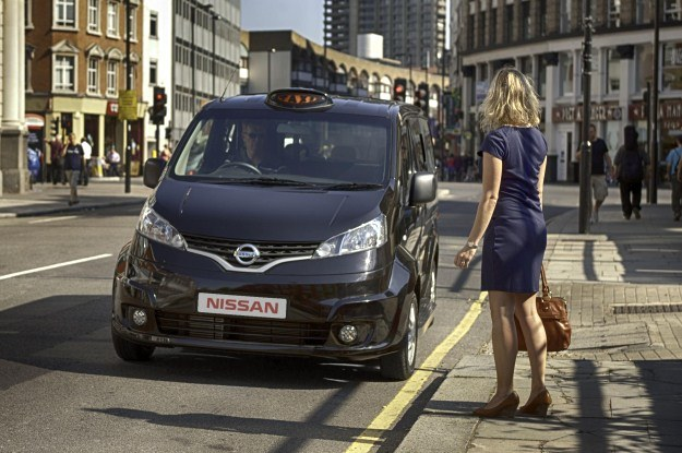 Nissan NV200 london taxi /
