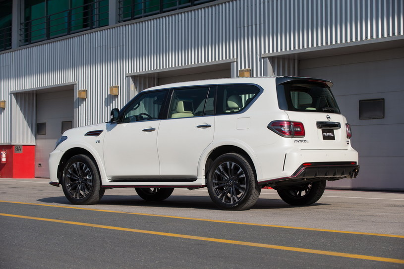 Nissan Patrol Nismo /