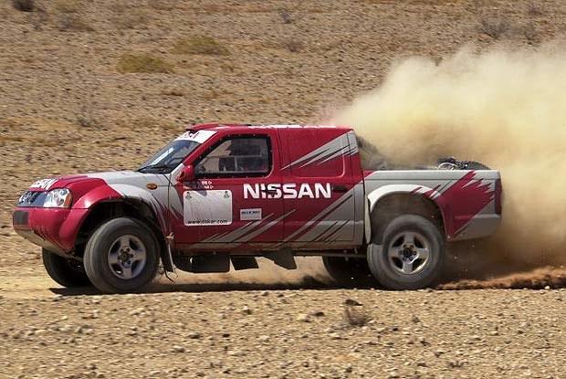 Nissan Pickup (kliknij) /INTERIA.PL