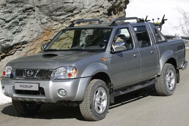 Nissan Pickup /INTERIA.PL