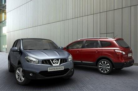 Nissan qashqai po liftingu /