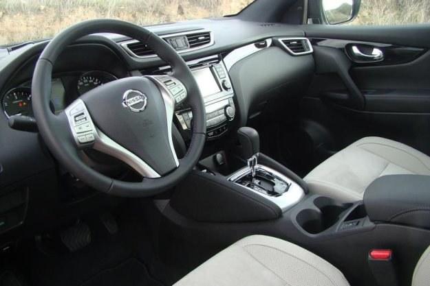 Nissan Qashqai /INTERIA.PL