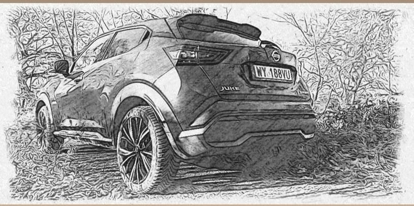 Nissan Qashqai /Jacek Jurecki /INTERIA.PL