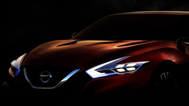 Nissan Sports Sedan Concept /Nissan