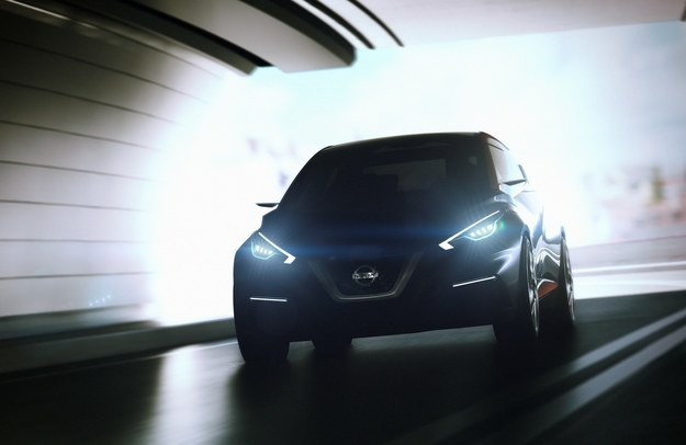 Nissan Sway concept /Nissan