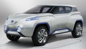 Nissan TeRRA - ekologiczny SUV z Japonii