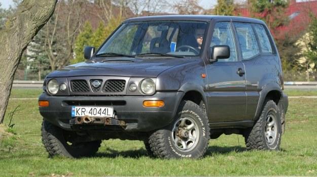 Nissan Terrano II (1996-1999) /Motor