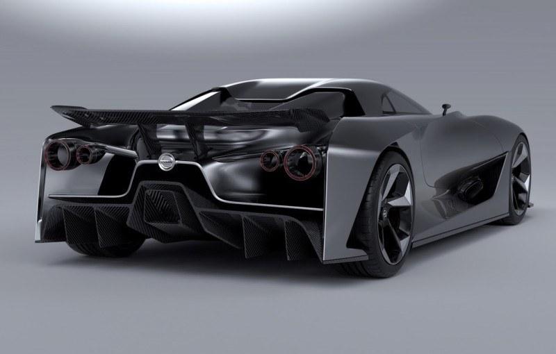Taki będzie nowy Nissan GT-R! - Motoryzacja w INTERIA.PL