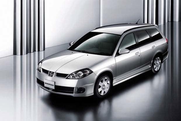 Nissan wingroad /INTERIA.PL
