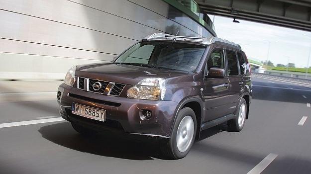 Nissan X-Trail II /Motor