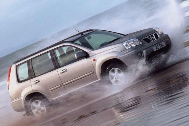 Nissan X-Trail (kliknij) /INTERIA.PL