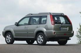 Nissan X-Trail T30 (2001-2007)